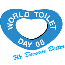 World Toilet Day \'08