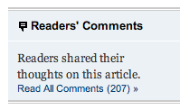 NYTimes hidden comments