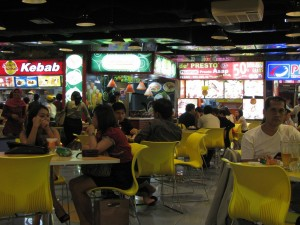 Plaza Semanggi Food Court